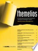 Themelios Volume 42 Issue 3