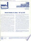 1977 Census Of Manufactures