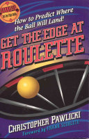 Get the Edge at Roulette Book