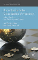Social Justice in the Globalization of Production Pdf/ePub eBook