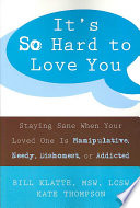 It s So Hard to Love You Book