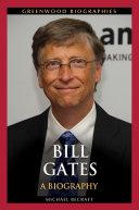 Bill Gates: A Biography [Pdf/ePub] eBook