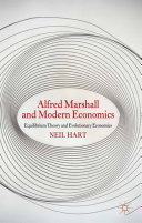 Alfred Marshall and Modern Economics Book