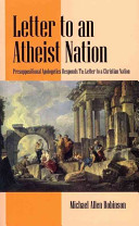 Letter to an Atheist Nation