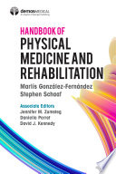 Handbook of Physical Medicine and Rehabilitation Book