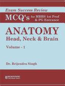 Anatomy Head, Neck & Brain, (Vol. 1)