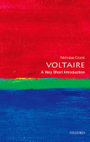 Pdf Voltaire: A Very Short Introduction Telecharger