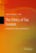 Pdf The Ethics of Tax Evasion