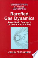 Rarefied Gas Dynamics Book