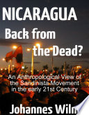 Nicaragua  Back from the Dead