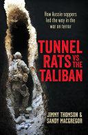 Tunnel Rats vs the Taliban Book