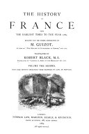 The History of France from the Earliest Times to the Year 1848