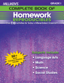 Milliken's Complete Book of Homework Reproducibles - Grade 1 Pdf