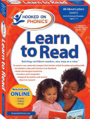 Hooked On Phonics Learn To Read Level 2