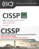 Cissp Isc 2 Certified Information Systems Security Professional Official Study Guide And Official Isc2 Practice Tests Kit Book PDF