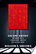 Escape Artist William A. Noguera Cover