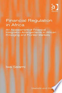 Financial Regulation In Africa Book PDF