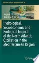 Hydrological  Socioeconomic and Ecological Impacts of the North Atlantic Oscillation in the Mediterranean Region Book