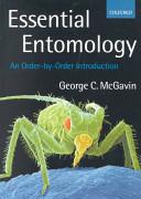 Essential Entomology