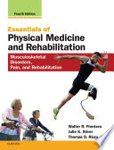 Essentials of Physical Medicine and Rehabilitation E Book