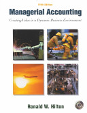 Cover of Managerial Accounting