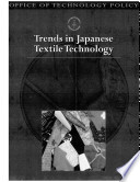Trends in Japanese Textile Technology Book