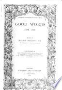 Good Words and Sunday Magazine Book PDF