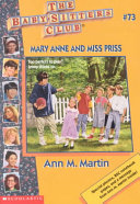 Mary Anne and Miss Priss