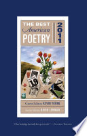 The Best American Poetry 2011 Book PDF