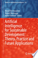 Artificial Intelligence for Sustainable Development  Theory  Practice and Future Applications