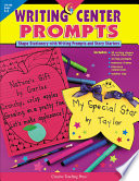 Writing Center Prompts, eBook