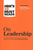 HBR s 10 Must Reads on Leadership 2 Volume Collection Book