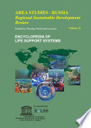 Area Studies Regional Sustainable Development Review   Russia   Volume II