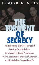 Pdf The Torment of Secrecy