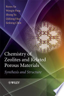 Chemistry of Zeolites and Related Porous Materials