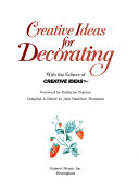 Creative Ideas for Decorating
