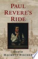 Paul Revere s Ride Book