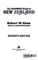 The Maverick Guide to New Zealand Book