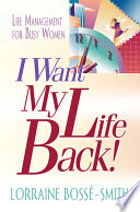 I Want My Life Back  Book PDF