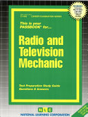 Radio and Television Mechanic