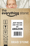 The Everything Store Book Cover