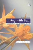 Living With Fear Book PDF