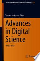 Advances in Digital Science