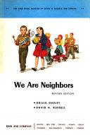 The Ginn Basic Readers Gr 2 We Are Neighbors