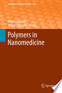 Polymers In Nanomedicine Book PDF