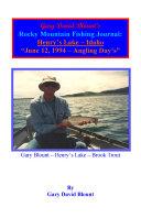 BTWE Henry s Lake   June 12  1994   Idaho