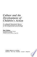 Culture and the Development of Children's Action