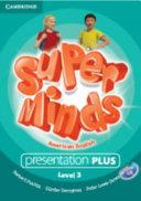 Super Minds American English Level 3 Presentation Plus DVD ROM