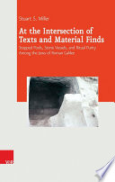 At the Intersection of Texts and Material Finds  : Stepped Pools, Stone Vessels, and Ritual Purity Among the Jews of Roman Galilee