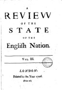 Pdf A review of the affairs of France: and of all Europe, as influence'd by that nation [by D. Defoe. Continued as] A review of the state of the English (British) nation